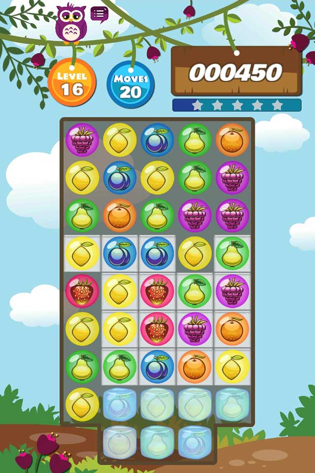 Fruit Safari game screenshot 4
