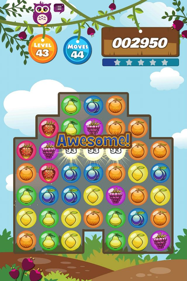 Fruit Safari game screenshot 3